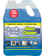 Professional Grade Glass Cleaner 3.78L