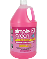 Clean Building Bathroom Cleaner Concentrate