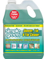 Professional Grade Shower, Tub & Tile Cleaner 3.78L