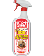Advanced Dog Bio-Boost Stain & Odor Remover