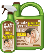 Bio Dog Stain & Odor Remover