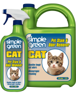Cat Stain & Odor Remover