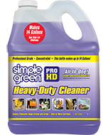Simple Green® Pro HD Heavy-Duty Cleaner