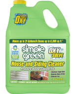 Oxy Solve House and Siding Cleaner