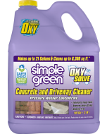 Oxy Solve Concrete and Driveway Cleaner