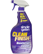 Clean Finish Disinfectant Cleaner