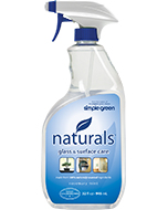 Naturals Glass & Surface Care