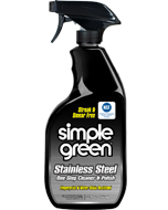 Stainless Steel Cleaner & Polish 946 mL