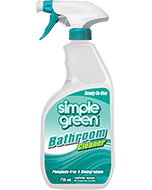 Ready-To-Use Bathroom Cleaner