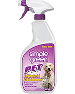 Pet Anti Bacterial Stain Remover