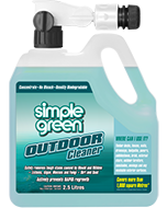 Outdoor Cleaner