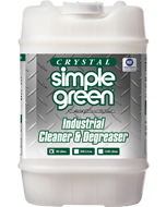 Crystal Simple Green® Industrial Cleaner & Degreaser