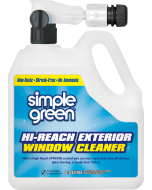 High Reach Exterior Window Cleaner