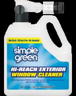 High Reach Exterior Window Cleaner