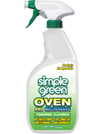 Oven & Mircrowave Foaming Cleaner