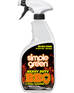 Heavy Duty BBQ & Grill Cleaner